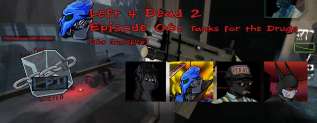 The Sacrifice. The finale of the original Left 4 Dead campaigns. And we can't seem to do it without a few problems… and pills… and tanks. Playing this Episode: […]